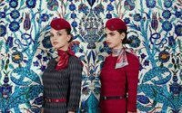 Turkish Airlines reveals new cabin uniform designed by Italy's Ettore Bilotta