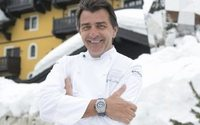 Le chef Yannick Alléno, nouvel ambassadeur de la marque Hublot