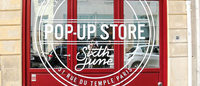 Sixth June installe une boutique à Paris