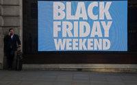 Bumper Black Friday boosts UK retail sales in November, broader picture weak