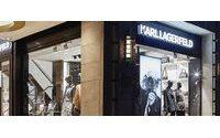 Karl Lagerfeld eröffnet Flagship Store in Düsseldorf