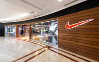 Nike most popular fashion brand on Instagram