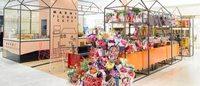Marni inaugura il primo Flower Café a Osaka
