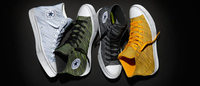 Converse debuts music festival-inspired knit sneaker