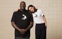 Victoria Beckham fait de  Shaquille O'Neal l'égérie de sa collaboration avec Reebok