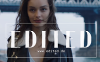 Edited lanciert TV-Spot mit Topmodel Luma Grothe