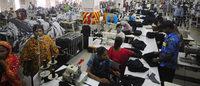 Bangladesh: les chaînes d'habillement lancent des inspections d'usines mercredi