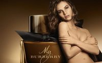New My Burberry Black campaign starring Lily James goes for sultry