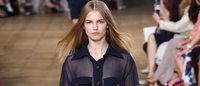 Chloe designer dedicates Paris fashion show to late founder