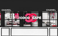 Chanel's Coco Cafe comes to Hong Kong