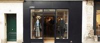 Edwin inaugure sa boutique parisienne