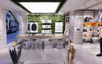 Timberland opens eco concept store on London's Carnaby Street