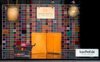 Braun Büffel: Schaufenster-Aktion bei Kaufhof zum 130. Jubiläum