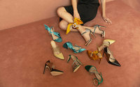 Maya Lakis launches luxury women's shoes collection