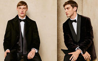 Alfred Dunhill on the move&#x3B; as new designer Mark Weston unveils first ideas