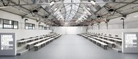 London Fashion Week opens in trendy new Soho setting