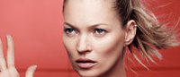Kate Moss fronts Eleven Paris campaign