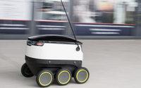 Roboter als Zusteller – In Hamburg haben Maschinen ihr Päckchen zu tragen