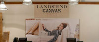 Lands' End reports a 28% decrease in its latest quarter