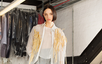 Asian designers go big at Milan Fashion Week