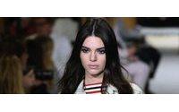 La petite soeur de Kim Kardashian, reine des réseaux sociaux, propulsée star de la mode
