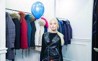 Алена Шишкова презентовала свою первую капсульную коллекцию одежды в новом бутике