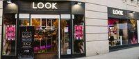 Nueva tienda de Look en el centro de Buenos Aires