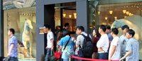 """国外消费者情报公司称""""中国奢侈品市场满布机会"""""""