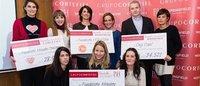 Grupo Cortefiel dona más de 116.000 euros a proyectos sociales