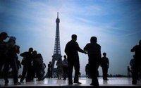 Nette baisse du nombre de touristes étrangers en France en 2016