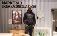 Virgil Abloh e Ikea insieme per una collezione di complementi d'arredo dedicata ai millennials