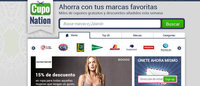 CupoNation trae a España los descuentos de copia y pega online