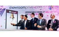 Showroomprive aumenta em 26,6% suas vendas em 2015