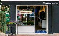 Knowledge Cotton Apparel ouvre un premier magasin français à Hossegor