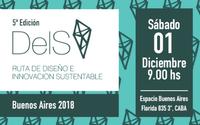 Se celebrará la 5ª edición de La Ruta de Diseño e Innovación Sustentable en Buenos Aires