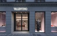 Valentino transforme sa boutique parisienne de la rue Saint-Honoré