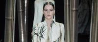 Bambus-Couture von Armani, Partylooks von Elie Saab