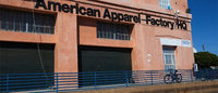American Apparel slashes rent, gives up one building