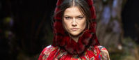 Fantasy and furs draw Milan fashion week to positive end