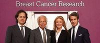 Ralph Lauren launches breast cancer research centre in London