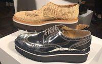 At Robert Clergerie moroccan sneakers rule, ok?