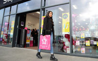 UK footfall in slow recovery as retail parks, local high streets are 'busiest'