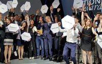 Награду «LVMH Innovation Award» получила французская компания Oyst