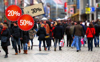 El pequeño comercio prevé un aumento de las ventas del 3% en las rebajas