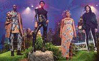 Black Panther fever hits NY Fashion Week