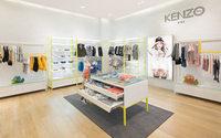 Kenzo Kids abre em Hong Kong a sua primeira loja em termos mundiais