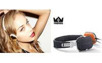 Frends, les casques audio conçus comme des accessoires de mode