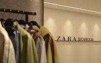 Zara opens first showroom in Paris