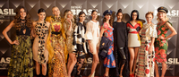 SENAI Brasil Fashion reúne jovens estilistas e tops internacionais em evento