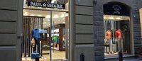 Paul&Shark ha completato il restyling della boutique di Firenze